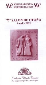 SAAP Salon Otoño 2012