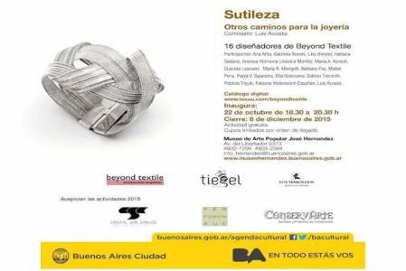 Sutileza - Museo de Arte Popular José Hernández